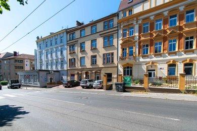 Prodej, Činžovní domy, 607m² - Ústí nad Labem-centrum