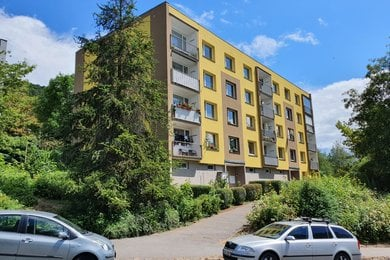 Pronájem, Byty 2+kk, 37m² - Ústí nad Labem - Severní Terasa