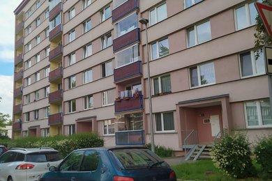 Pronájem, Byty 1+kk, 21m² - Ústí nad Labem - Severní Terasa