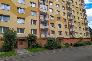 Pronájem, Byty 1+1, 35m² - Ústí nad Labem - Severní Terasa