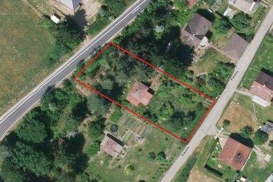 Prodej, Pozemky pro bydlení, 1344m² - Nespeky