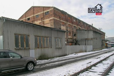 Pronájem, Sklady, 250m² - Děčín II-Nové Město