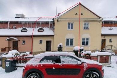 Pronájem, Rodinné domy, 120m² - Povrly