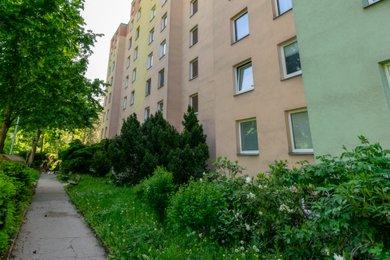 Pronájem, Byty 1+kk, 32m² - Ústí nad Labem - Krásné Březno