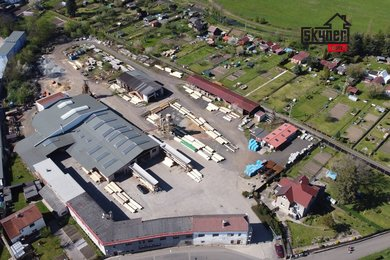 Prodej, Obchodní prostory, 14755m² - Chabařovice