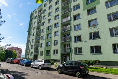 Pronájem, Byty 2+1, 60m² - Ústí nad Labem - Severní Terasa