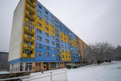 Pronájem, Byty 1+kk, 22m² - Ústí nad Labem - Severní Terasa