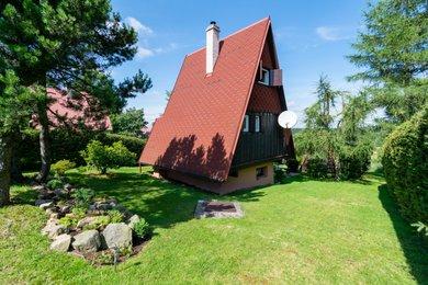 Prodej, Chata, 60m² - Český Jiřetín