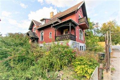 Prodej, Vila, 324m² - Ústí nad Labem - Severní Terasa