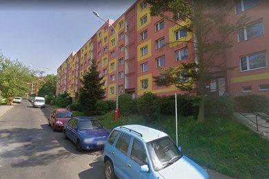 Pronájem, Byty 1+1, 35m² - Ústí nad Labem - Střekov