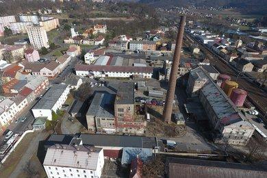 Prodej, Obchodní prostory, 38432m² - Ústí nad Labem - Krásné Březno
