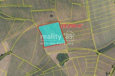 Prodej, Zemědělská půda, 51836m² - Stranný, Ev.č.: 00123