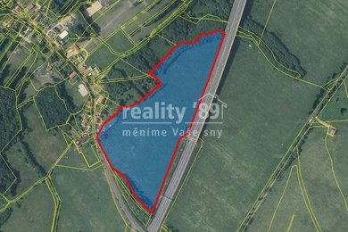 Prodej, Zemědělská půda, 82276m² - Libouchec - Knínice, Ev.č.: 00266