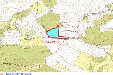 Prodej, Zemědělská půda, 24782m² - Vojkov - Bezmíř, Ev.č.: 00296