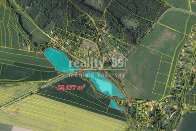 Prodej, Zemědělská půda, 46951m² - Stříbrná Skalice, Ev.č.: 00304