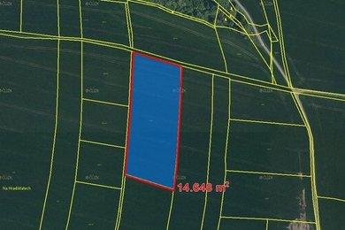 Prodej, Zemědělská půda, 14648m² - Dolní Slivno, Ev.č.: 00318