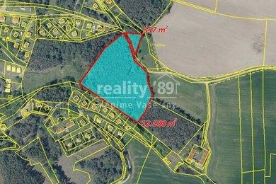 Prodej, Lesy, 28111m² - Klučenice, Ev.č.: 00326