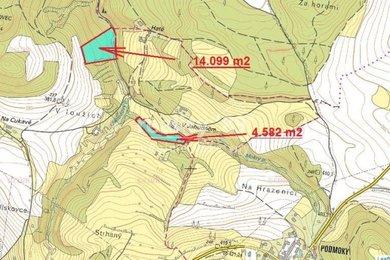 Prodej, Lesy, 18681m² - Milešov, Ev.č.: 00328