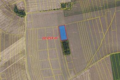 Prodej, Zemědělská půda, 10054m² - Přezletice, Ev.č.: 00338