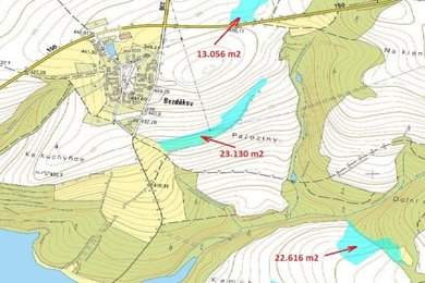Prodej, Zemědělská půda, 63733m² - Loket, Ev.č.: 00106-1