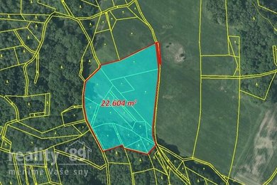 Prodej, Zemědělská půda, 63737m² - Liběšice - Trnobrany, Ev.č.: 00343