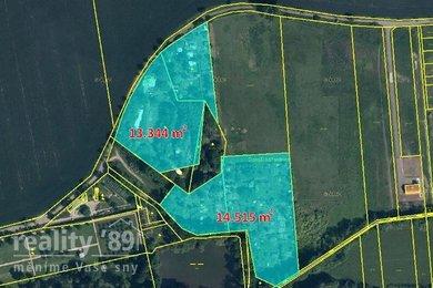 Prodej, Pozemky - zahrady, 27910m² - Přezletice, Ev.č.: 00350-1