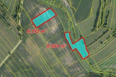 Prodej, Zemědělská půda, 124005m² - Nový Rychnov, Ev.č.: 00362