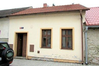 Prodej, Rodinné domy, 43m² - Kostelec nad Labem, Ev.č.: 00366