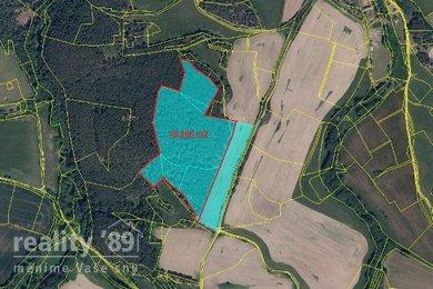 Prodej, Lesy, 48266m² - Milešov, Ev.č.: 00375