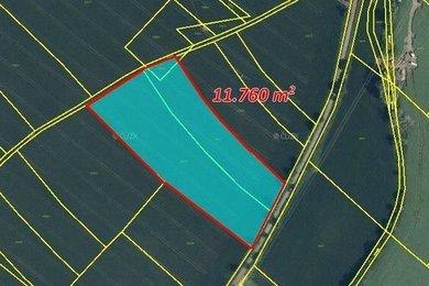 Prodej, Ostatní pozemky, 17885m² - Kostelec nad Labem, Ev.č.: 00380