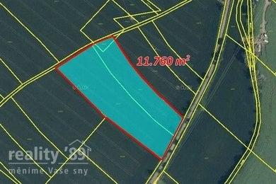 Prodej, Zemědělská půda, 17885m² - Kostelec nad Labem, Ev.č.: 00380