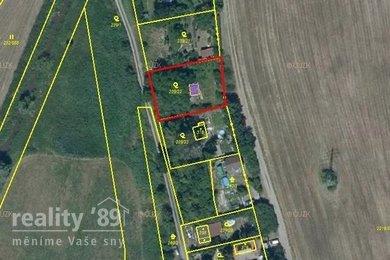 Prodej, Pozemky pro bydlení, 675m² - Kly, Ev.č.: 00386