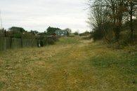 Snímek 6 - střední  část pozemku