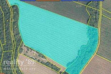 Prodej, Zemědělská půda, 51517m² - Blšany - Malá Černoc, Ev.č.: 00389-2