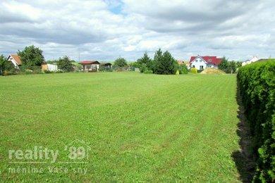 Prodej, Pozemky pro bydlení, 2025m² - Velký Borek, Ev.č.: 00412