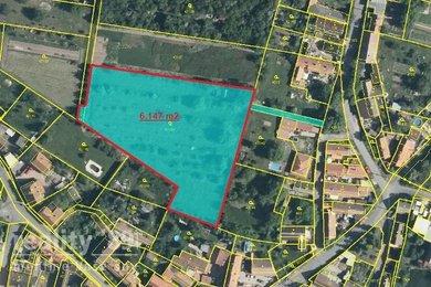 Prodej, Pozemky pro bydlení, 6147m² - Neuměřice, Ev.č.: 00418