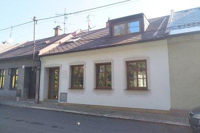 Prodej rodinného domu ve Svitavách, ul. Okružní, Ev.č.: 039/2020