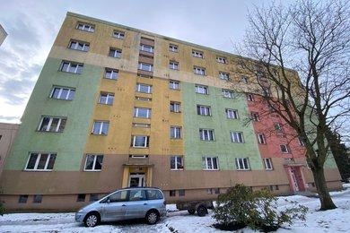 Pronájem bytu 2+1 ve Svitavách, ul. Bohuslava Martinů, Ev.č.: 006/2021