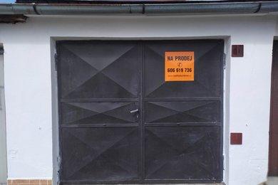 Prodej, garáže Antonína Slavíčka, Svitavy, Ev.č.: 30/2021