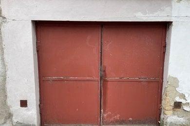 Prodej garáže v centru města Svitavy, Ev.č.: 068/2021