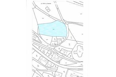 Prodej, Pozemky pro bydlení, 4287m² - Radiměř, Ev.č.: 959/2019