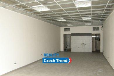 Pronájem obchodních prostor Olomouc- Holice., Ev.č.: 01054