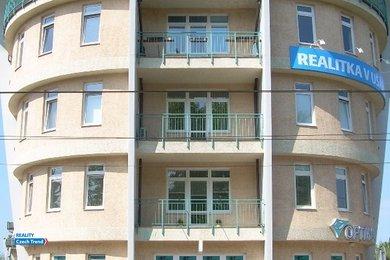Pronájem kanceláře 60 m2, s možností bydlení a parkování., Ev.č.: 01736