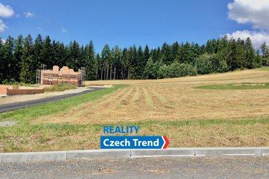 Prodej stavebního pozemku 685 m², Horní Václavov, Ev.č.: 01067