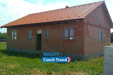 Prodej, Rodinného domu, 130m² - Drahanovice, 15 km od Olomouce, Ev.č.: 01084