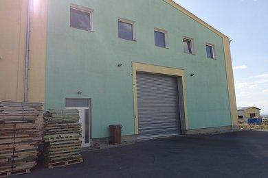 Pronájem haly ke skladování nebo výrobě, 324 m² - Přáslavice, 5km od Olomouce, Ev.č.: 01113