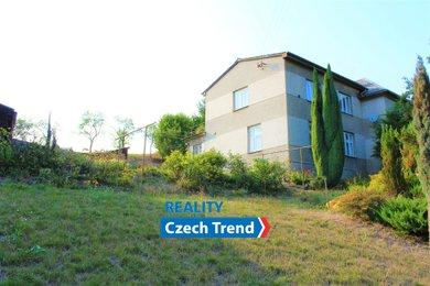 Prodej domu se zahradou v obci Svébohov, Ev.č.: 01123