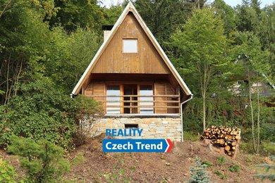 Prodej, rekreační chaty s pozemky,  930m² - Hraběšice, Ev.č.: 01143
