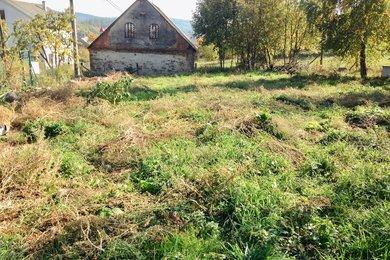 Prodej, stavební pozemek, 1220m² - Oskava - Třemešek, Ev.č.: 01153
