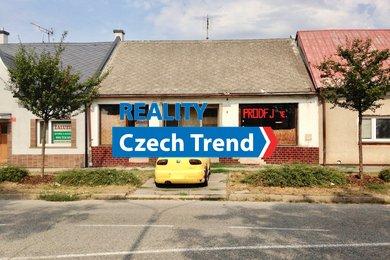Pronájem, Ostatní komerční nemovitosti, 120m² - Olomouc - Nová Ulice, Ev.č.: 01164